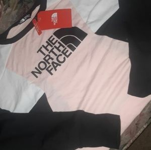 The north face crew neck
